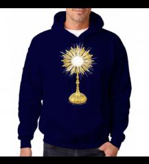 moletom unisex santíssimo sacramento