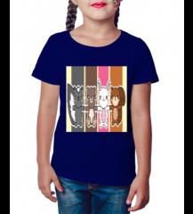 Camiseta Infantil Urso