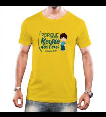 Camiseta Reino dos Céus