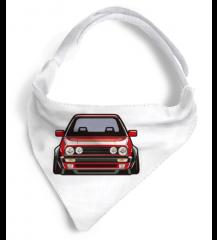 Bandana para cachorro Golf GTI