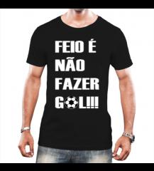 camisa masculina Fazer Gol