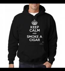 Keep Calm and Smoke a Cigar - Don Emmanuel