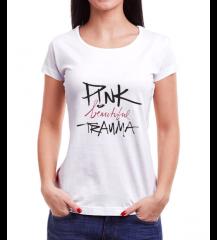 Beautiful Trauma Pink Babylook