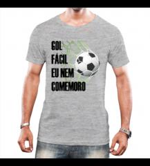 camisa masculina Gol Fácil