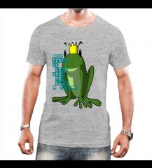 Camiseta Masculina Sapo