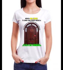 Porta Mágica (Feminina Branca)