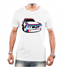 Camiseta BMW Bavarian Motor Works