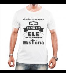 Cristo Mudou a Minha História - Gospel Talk