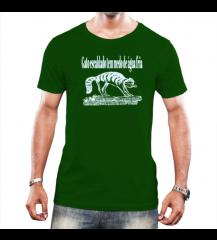 Camiseta gato escaldado