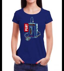 Camiseta Feminina ParadaHits Play