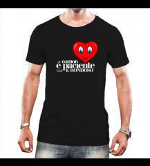 Camiseta Preta AMor