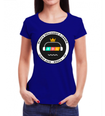 Camiseta BDL - Azul - Feminina