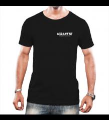 Camiseta Tradicional Unisex - Preta