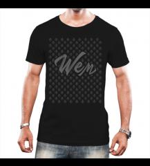 Camiseta Masculina Wem Wall - CmMsPt2020006