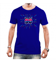 Camiseta ParadaHits Playlist 90