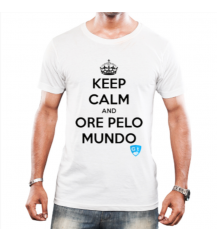 Keep Calm and Ore Pelo Mundo - Gospel Talk