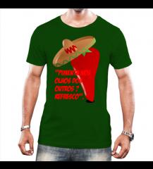Camiseta Masculina Pimenta nos Olhos