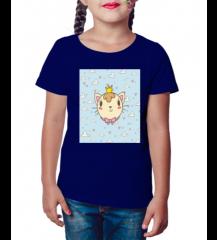 Camiseta Infantil king