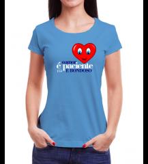 Camiseta Amor Azul