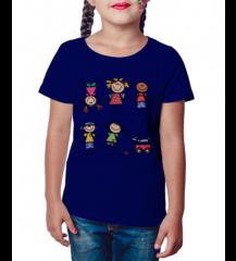 Camiseta Infantil Babys
