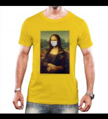 Mona lisa Corona Vírus
