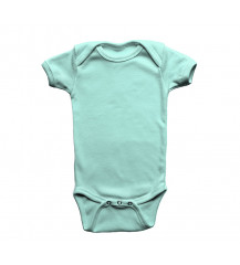 Body Infantil Azul