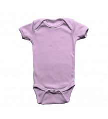 Body Infantil Roxo