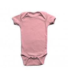 Body Infantil Rosa