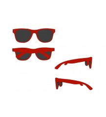 Óculos Vermelho