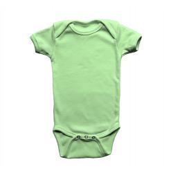 Body Infantil Verde